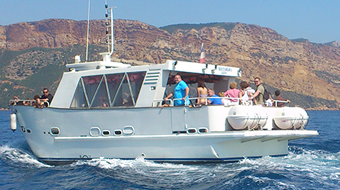 promenade bateau calanques cassis