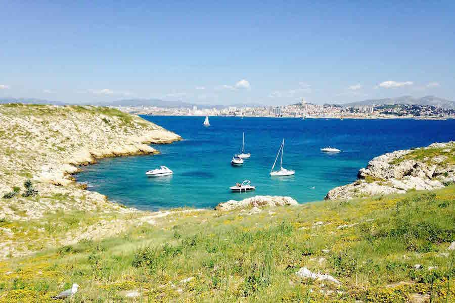 L 39 archipel des 4 les du frioul informations calanques - Port de marseille pour aller en algerie ...