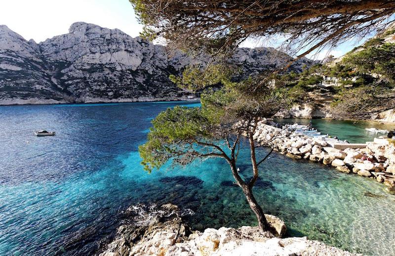 Visite de la calanque de Sormiou à Marseille