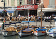 F/Provence/Cassis: Hafen