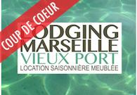 Location saisonnière avec Lodging Marseille