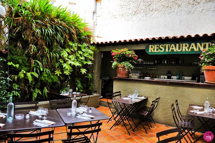 Restaurant italien de La Cantinetta à Marseille
