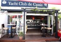 Restaurant Yacht Club de Cassis sur le port