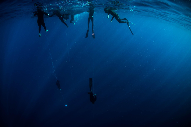 Apnée-sortie-groupe-plongée