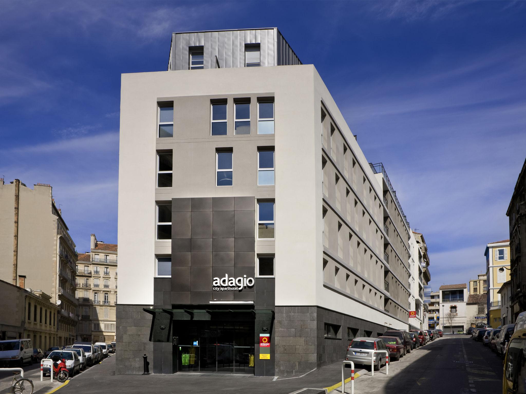 Logo Hôtel La Résidence de Marseille